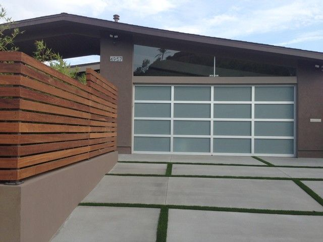 Mid Century Modern Garage Doors With Windows 77 best mid-century modern exterior images on pinterest | modern