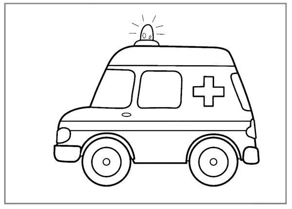 Free Ambulance Coloring Pages Printable Free Coloring Sheets Coloring Pages Free Coloring Pages Santa Coloring Pages