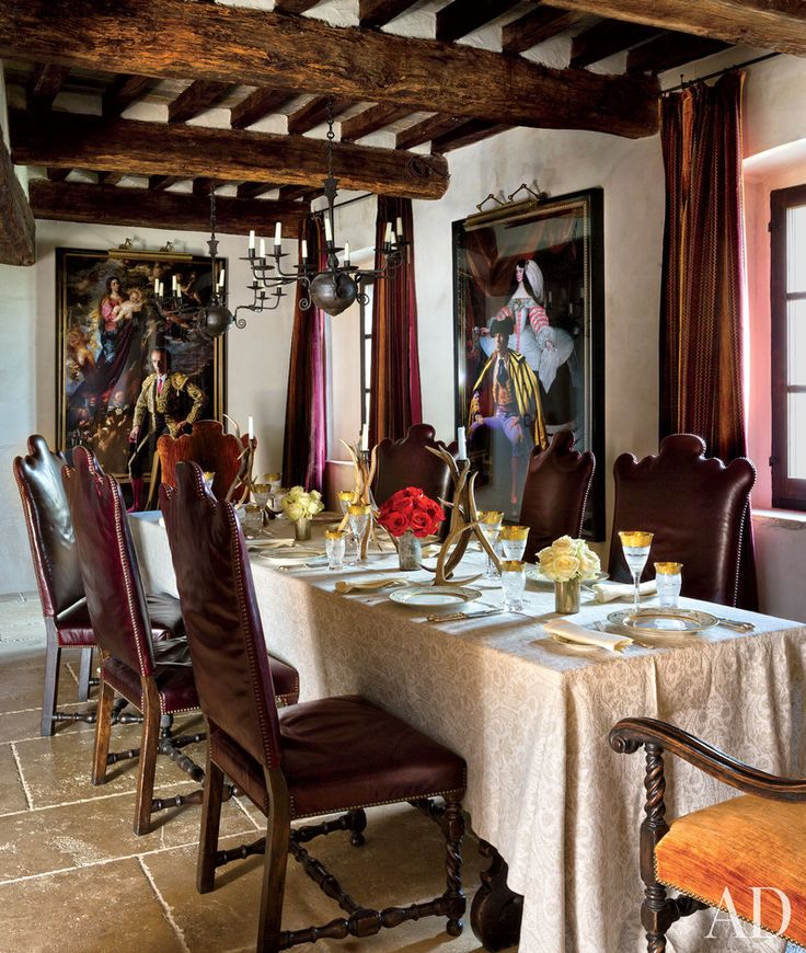 74 best spanish and mediterranean revival styles images on pinterest spanish colonial - Interior design perugia ...