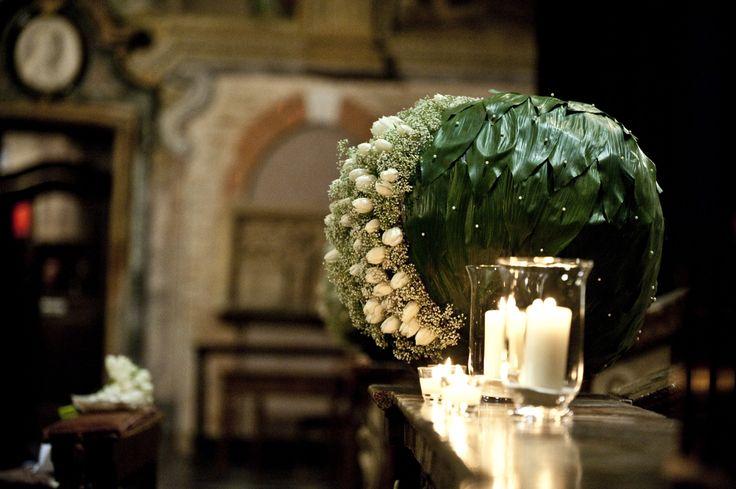 www.italianfelicity.com #weddingdetails #candles #tulips