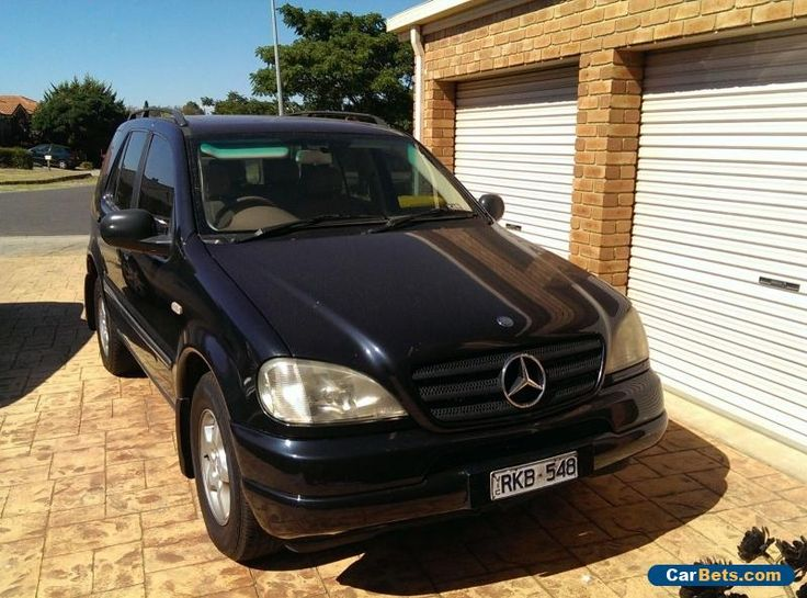 Mercedes Benz ML 320 V6 4x4 SUV #mercedesbenz #mclass #forsale #australia
