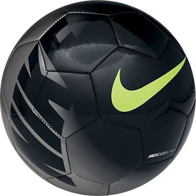 Nike Fade soccer ball- Black