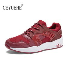 Mode D'été Casual Sport Runner Plat Mesh Respirant Zapatillas Deportivas Hombre Dentelle-Up Rouge Fond Superstar Panier Chaussures(China (Mainland))