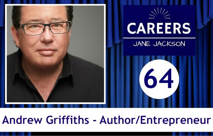 Andrew Griffiths is a legend! Listen to his incredible career journey and find out how to become a successful #author !