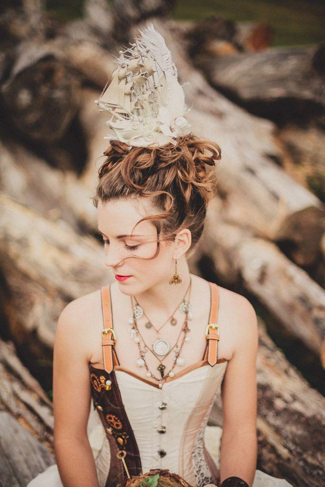 nice Одежда в стиле стимпанк для женщин (50 фото) — Как выбрать и с чем сочетать?