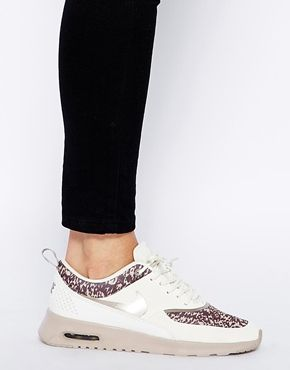 nike air max thea print w shoes