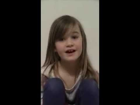 Maddies (age 7) version of Sam Smith Stay With Me