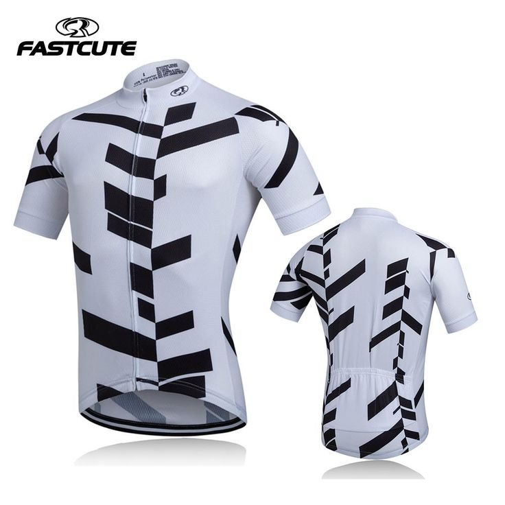 [Visit to Buy] FASTCUTE New Style  Summer Cycling Jersey Men Cycling Top Bike T-shirt Bicycle Ciclismo Jersey Bicicleta Clothing Sport Jersey #Advertisement
