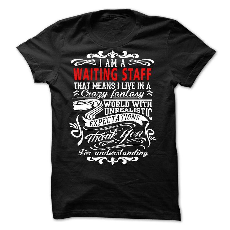 I am a Waiting Staff