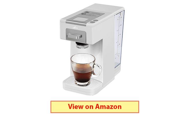 Litchi Single Serve Coffee Maker #coffee #typesofcoffeemaker #coffeemakeramazon #bestdripcoffeemakers #bestcoffeemakerwithgrinder #coffeemaker #coffeetime #coffeetable #coffeeshop #coffeeaddict