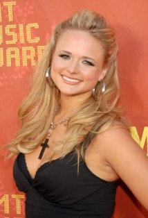 Miranda Lambert received a Care More Creations Wire Wrapped Pendant backstage at the Official Gift Lounge of the 46th Annual CMA Awards. www.caremorecreations.com