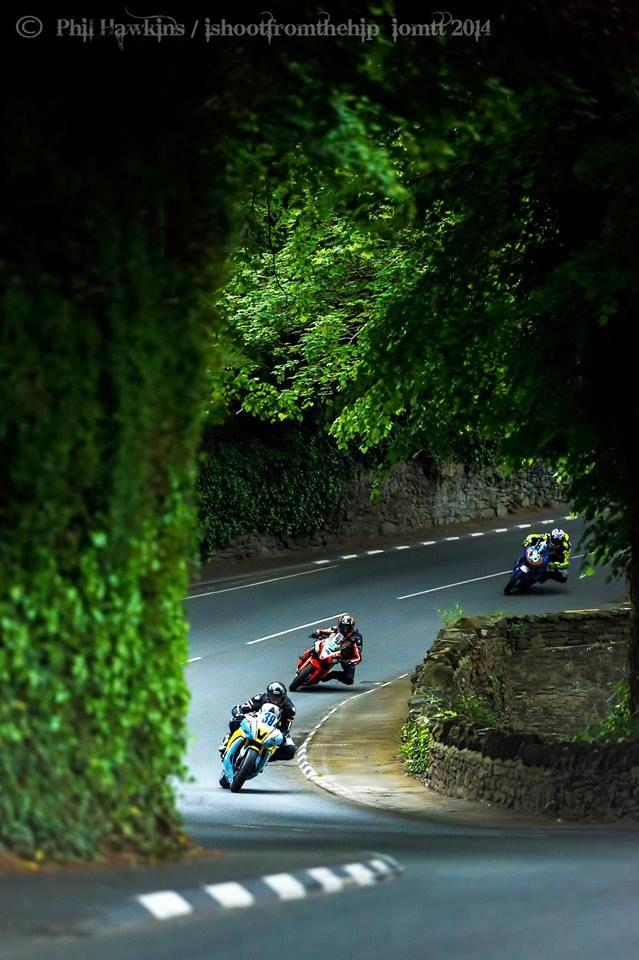 Isle of Man TT.