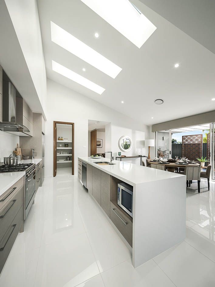 Harmony Elite with Modern 2 Façade on display at Willowdale Estate, Leppington