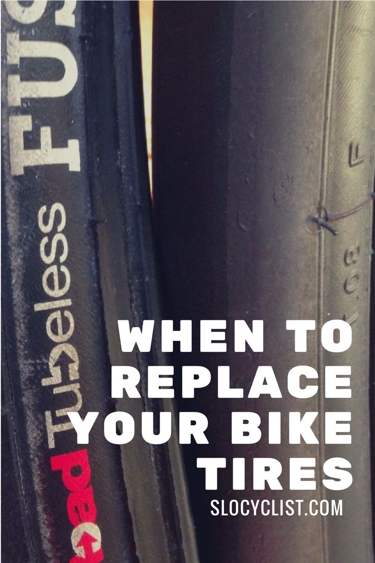 How often to replace your bike tires | When to change road cycling tyres | Hot to know if your bike tires are worn out