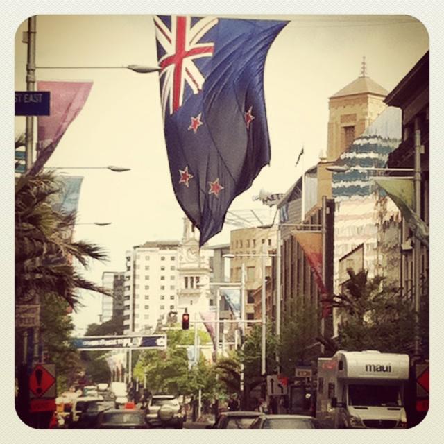 Queen street. Auckland