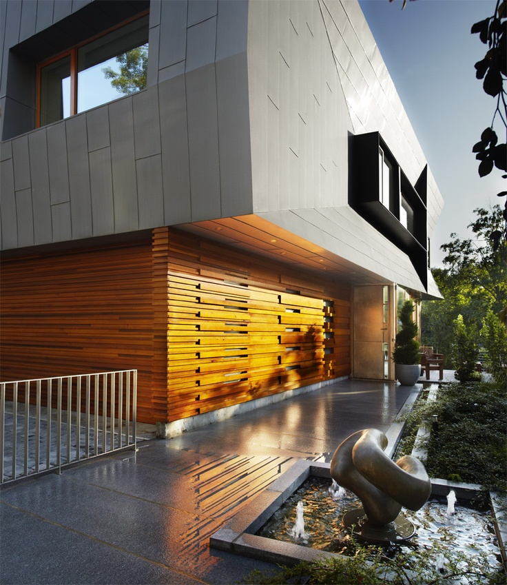 8 best Architecture images on Pinterest | Modern contemporary homes ...