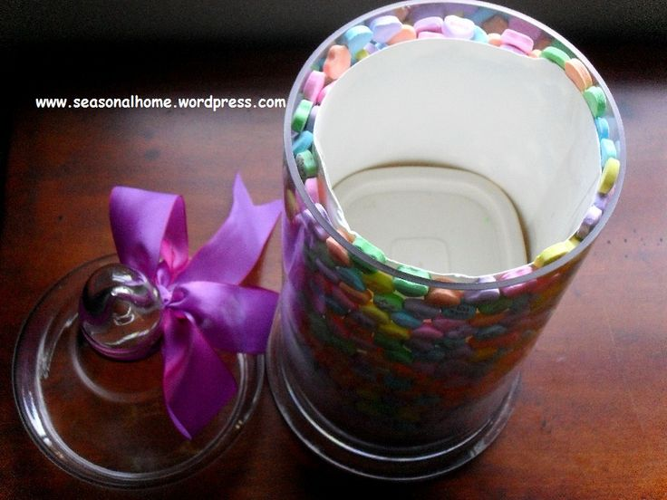 Filling Apothecary Jars – without emptying your wallet