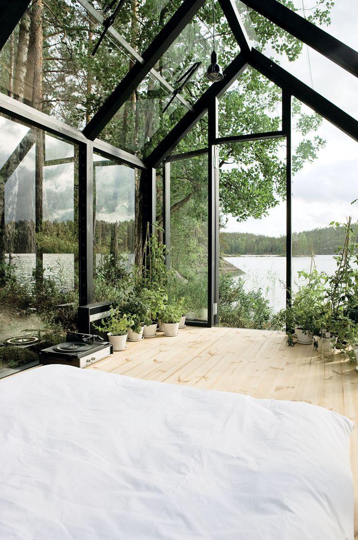 Mökki by Architect Ville Hara and designer Lunda Bergroth