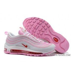 Nike Air Max 97 I Love Nike WhiteRed Flame Pink Top Deals