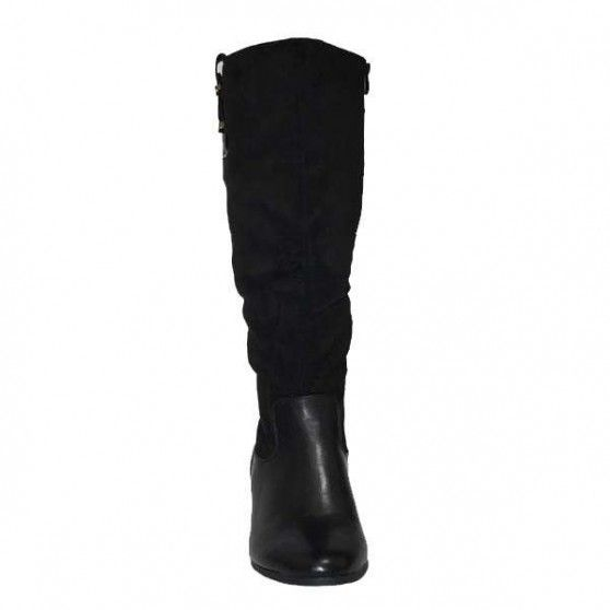 Tu calzado perfecto está en Primar Shoes. 22,74€   https://primarshoes.com/botas-mujer/5379-botas-corsario-tacon-x228.html #FelizMartes