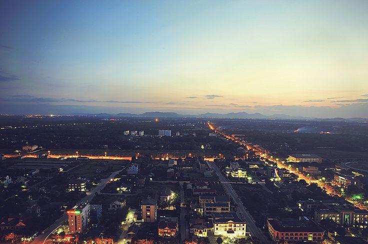 Sunset at Cua Lo 1 | by Gordon Le Hoang [ Vova S ]