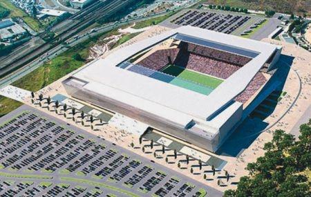 Estadio de São Paulo | São Paulo | 48,000 espectadores