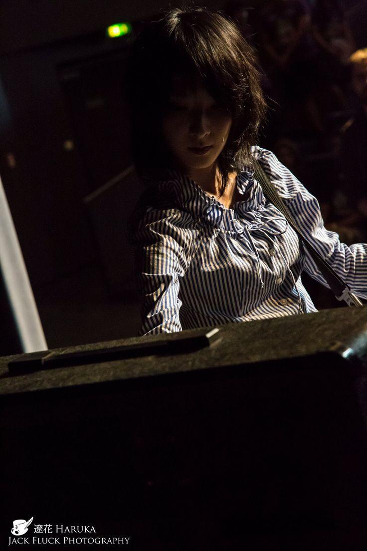 During the public sound check 公開サウンドチェック中の一枚。 @Anime Messe Berlin (June 2016) Photo by Jack Fluck Photography http://www.jackfluck.com/ ドイツ・ベルリンAnime Messeにて (2016年6月) #遼花 #Haruka #AnimeMesseBerlin