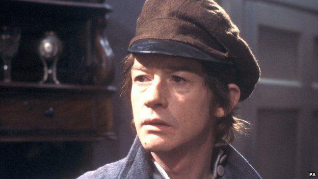 John Hurt in Crime and Punishment