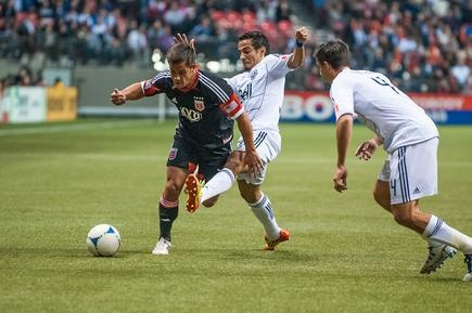 Photos: Vancouver Whitecaps battle D.C. United to 0-0 draw at B.C. Place