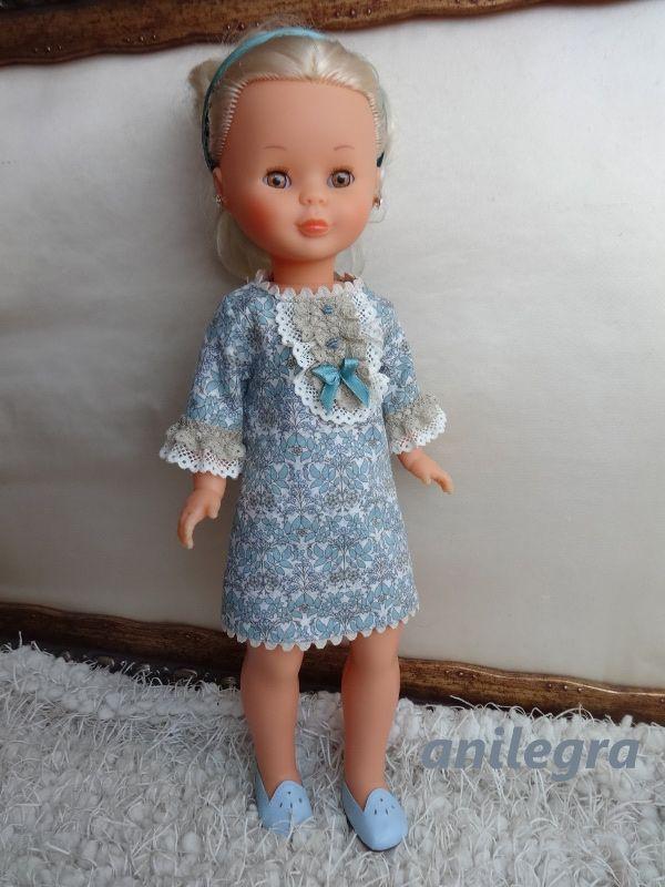 Ya tenía ganas de publicar este vestido ,   pero me empeñé en esperar hasta hoy 22 de Septiembre   primera tarde de otoño   Me encanta ...