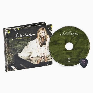 Avril Lavigne - Goodbye Lullaby Expanded Edition  http://www.myplaydirect.com/avril-lavigne/avril-lavigne-goodbye-lullaby-expanded-edition/details/5775687?cid=social-pinterest-m2social-product_country=IT=share_campaign=m2social_content=product_medium=social_source=pinterest