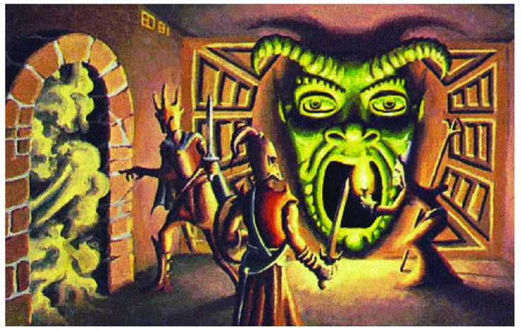 d&d tomb of horrors - Google Search