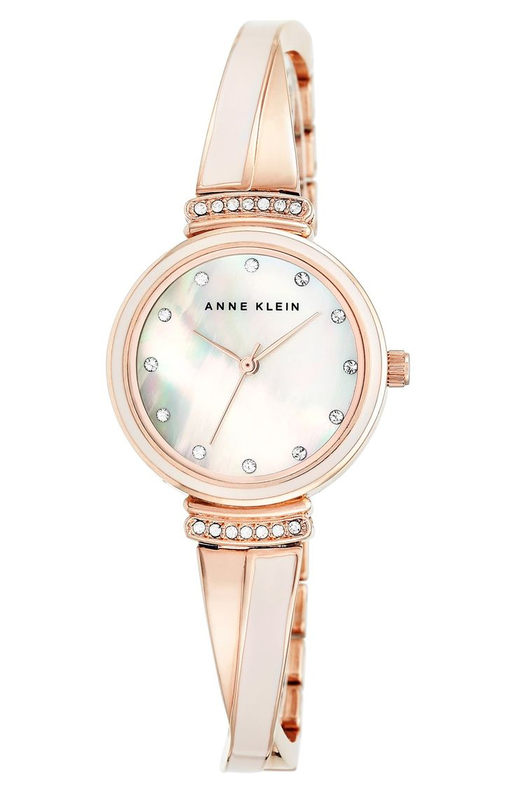 Anne Klein Bracelet Watch, 26mm