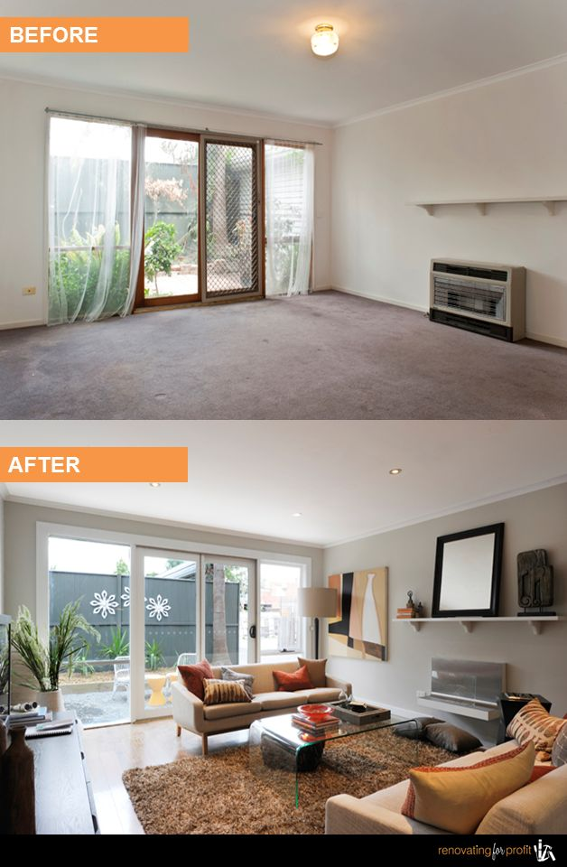 9 Best Images About Renovation Before Amp After Photos