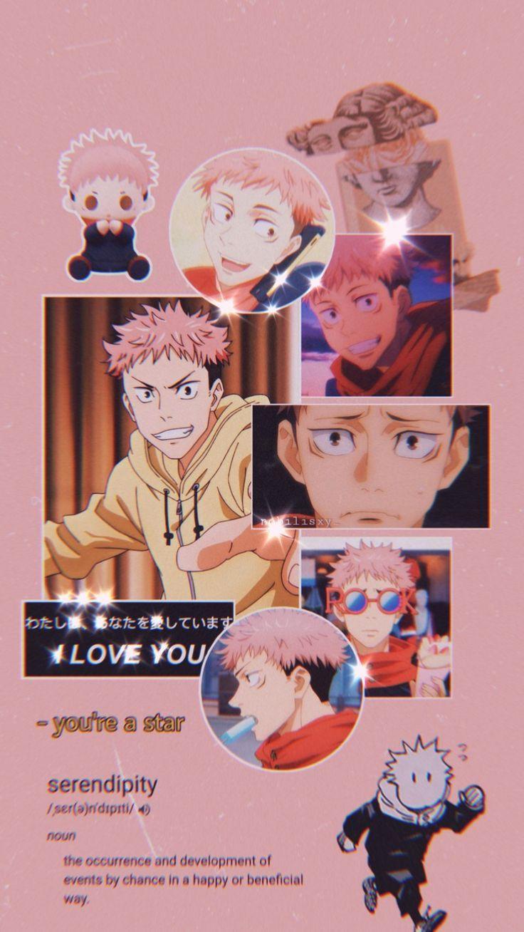 Pin Von Leo L Ar Auf Jujutsu Kaisen Jujutsu Anime Tapete Anime Liebe