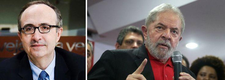 Reinaldo Azevedo: Moro condenou Lula sem provas | Brasil 24/7