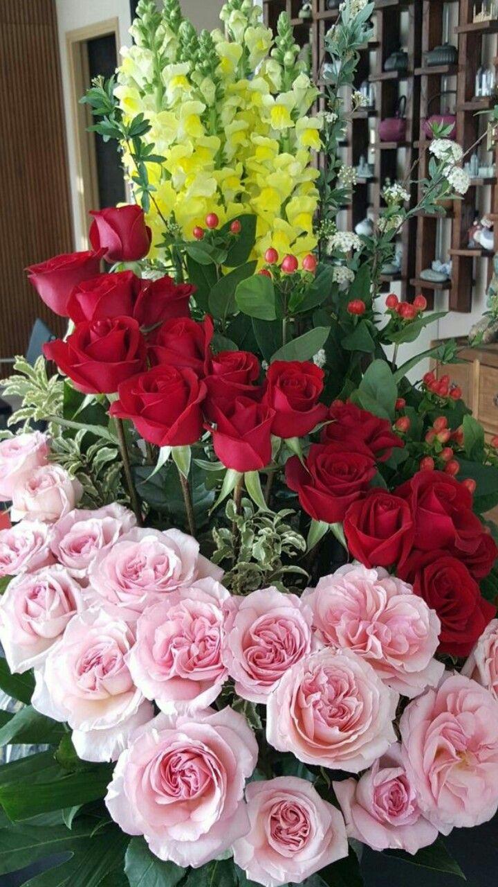 Pin De Frida Bibi En Arreglos Florales Hermosos Para Toda