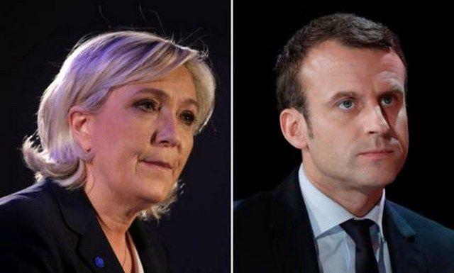 Γαλλία: Προβάδισμα Λεπέν έναντι Μακρόν «βλέπει» νέα δημοσκόπηση: Μικρό προβάδισμα της ακροδεξιάς Μαρίν Λεπέν που συγκεντρώνει το 24% έναντι…