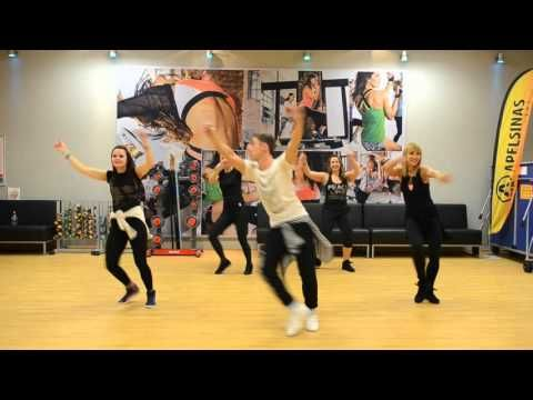 ZUMBA Sia - Cheap Thrills Ft. Sean Paul - YouTube