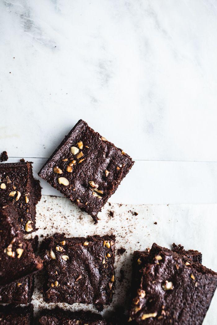 #Recipe: Flourless Browned Butter Brownies #glutenfree