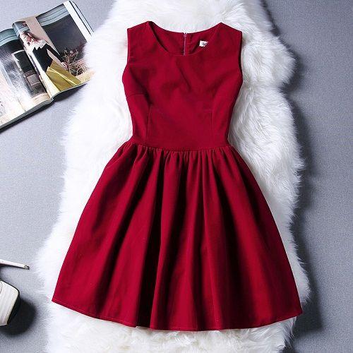 Designer Sleeveless Velvet Dress