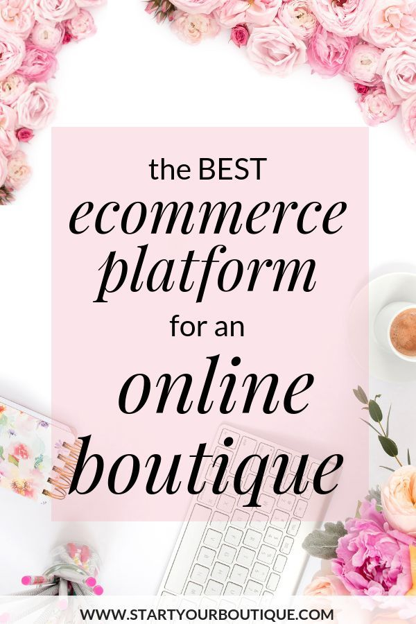 02298b0847491 Which ecommerce platform will be best for selling clothing in your online  boutique? In this blog post I'm telling you all about my favorite online  selling ...