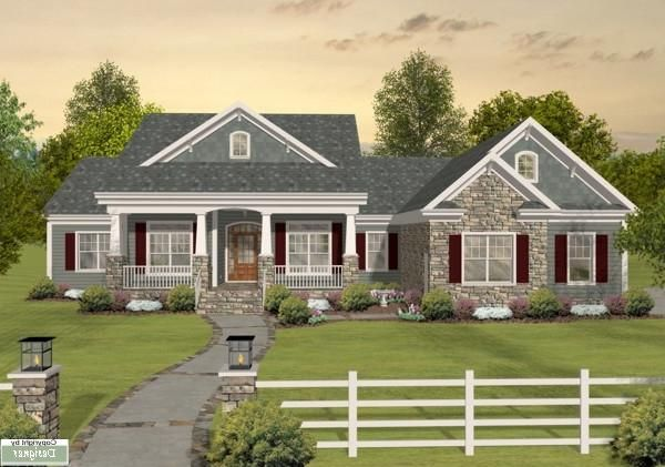 The long meadow house plan 1169 reversed house ideas Long ranch style house plans