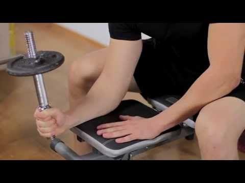 Esercizi Per Avambracci - YouTube