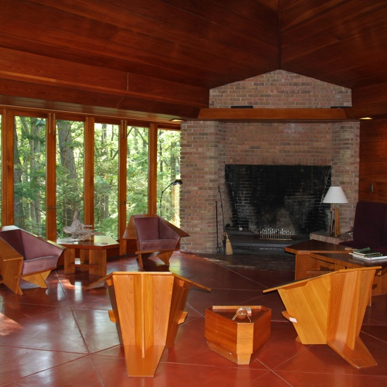 10 best images about frank lloyd wright on pinterest for Frank lloyd wright palmer house