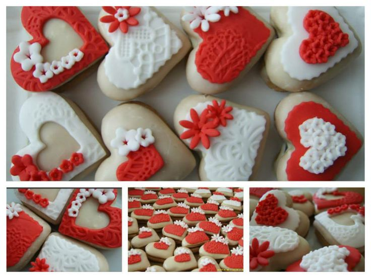 valentínske medovníčky