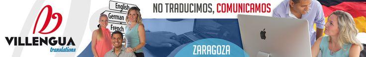 Traductores Zaragoza - 976 080 459 - Villengua Translations