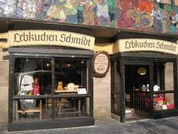 Lebkuchen Schmidt Nurnberg - if you're in Nurnberg make sure you go!