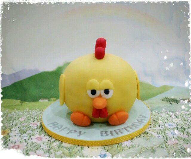 3D Little Chicken