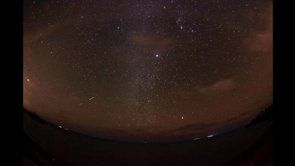 Galactic Center of Milky Way Rises over Texas Star Party on Vimeo